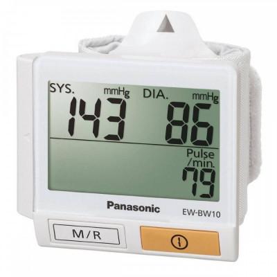Tensiometru de incheietura Panasonic EW-BW10W800 Alb foto
