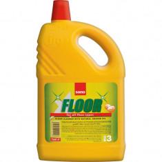 Detergent pentru pardoseli Sano Cleaner Orange, 3l