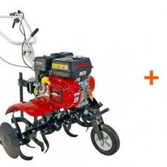 Motoclultor Loncin LC750 ECO, 7 CP, Roti C. + Plug + Rarita