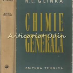 Chimie Generala - N. L. Glinka