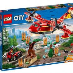 LEGO City - Avionul pompierilor 60217