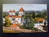 AKVDE20 - Carte postala - Vedere - Targoviste - Manastirea Viforata, Circulata, Printata