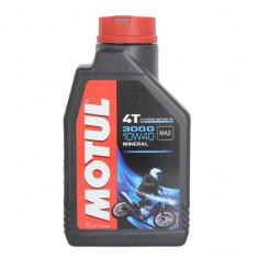 Ulei motor pentru motociclete Motul 3000 10W40 4T 1L 30004T10W401L