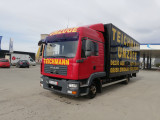 Man TGL 8.180 WEBASTO/carlig/trapa/pilot