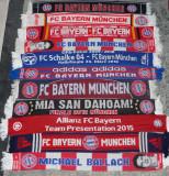 Fulare echipe fotbal:Bayern Munchen,Sporting,OM,Valencia,Italia,Bayern Munchen