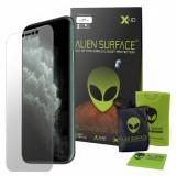 Folie Alien Surface XHD, Apple iPhone 11 Pro, protectie ecran + Alien Fiber