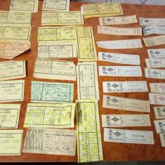 Lot 40 Bilete autobuz anii '80 (1)