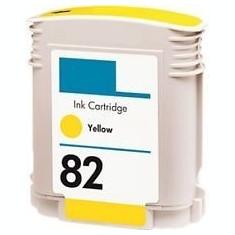 Cartus HP-82 compatibil HP C4913A Yellow 69ml