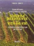 Îndrumătorul viticultorului amator - Soiurile rezistente de viţă de vie