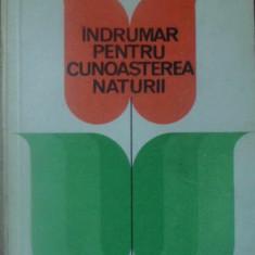 INDRUMAR PENTRU CUNOASTEREA NATURII - CONSTANTIN PIRVU