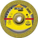 Klingspor - A 24 EXTRA T - Disc polizare metal, 230x22.2x6 mm