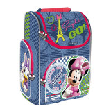 Cumpara ieftin Ghiozdan Ergonomic Minnie Mouse Starpak, 37 x 27 x 14,.5 cm, mov