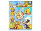 Decoratiune din burete pentru camera copii Winnie SPH-115
