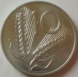 Moneda 10 LIRE - ITALIA, anul 1971   *cod 423 = UNC
