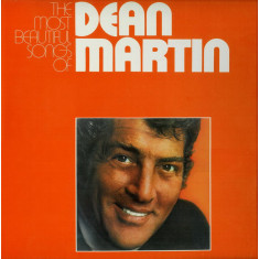 VINIL 2XLP  Dean Martin – The Most Beautiful Songs Of...  - (VG++) -