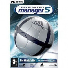 Championship Manager 5 - PC [Second hand], Strategie, 3+