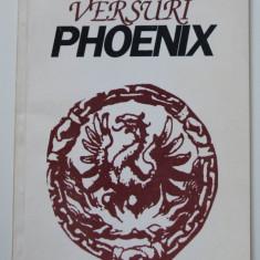 Șerban Foarță - Phoenix (versuri)