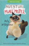 Aventuri la Miau Motel. Arli, artagoasa - Shelley Swanson Sateren