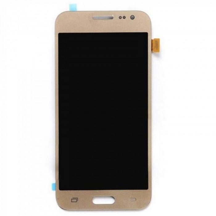 Display Samsung Galaxy J7 J730 din 2017 compatibil auriu