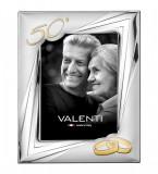 Rama foto 13×18 cm aniversare 50 ani casatorie Valenti COD: 2223