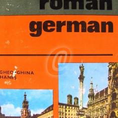 Ghid de conversatie roman-german (1979)