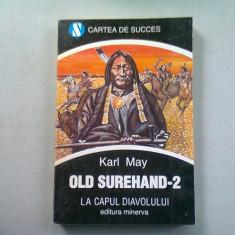 OLD SUREHAND-2. LA CAPUL DIAVOLULUI - KARL MAY