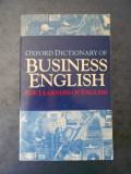 ALLENE TUCK - OXFORD DICTIONARY OF BUSINESS ENGLISH FOR LEARNERS OF ENGLSH