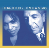 Leonard Cohen Ten New Songs LP 2018 (vinyl)