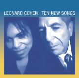 Leonard Cohen Ten New Songs LP 2018 (vinyl)
