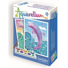 Aquarellum Mini Delfini