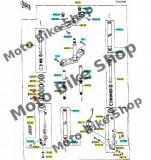 MBS Saiba ghidaj telescop fata Kawasaki, Cod Produs: 920221262KA