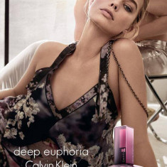 Calvin Klein Deep Euphoria Eau de Toilette EDT 30ml pentru Femei
