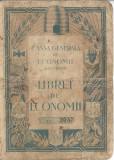Libret de economii CEC 1938