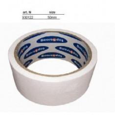 Bande hartie cu adeziv pentru mascare 50mm
