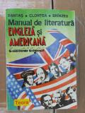MANUAL DE LITERATURA ENGLEZA SI AMERICANA ESSENTIAL ENGLISH, BANTAS