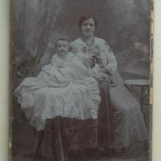 Foto pe carton Naschitz Lugoj - Caransebes, anii 1900