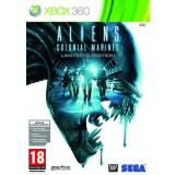 Aliens Colonial Marines Limited Edition XB360