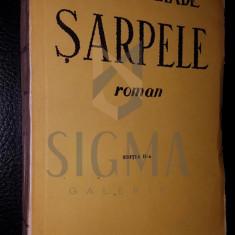 MIRCEA ELIADE - SARPELE, ED. II-A