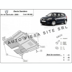 Scut metalic motor Dacia Sandero 1 I fabricata incepand cu 2005 APS-06,040