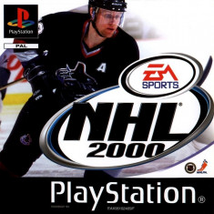 Joc PS1 Nhl 2000