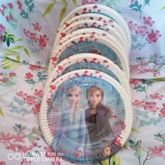 farfurii carton party pentru copii