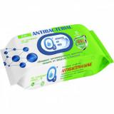 Set 72 Servetele umede antibacteriene O3 IV3224Initiala
