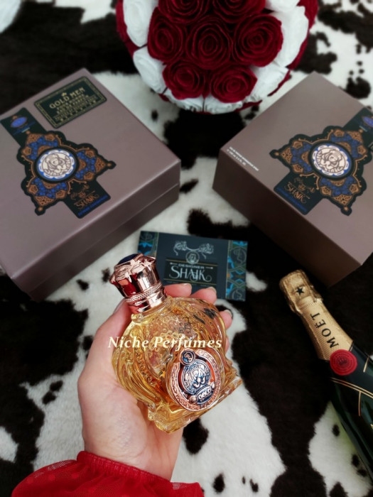 Parfum Original Opulent Shaik Gold Edition For Man
