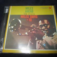 Miles davis - Miles Ahead _ CD,album _ Columbia ( Europa , 1997 )