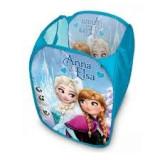 Cos pliabil pentru jucarii Frozen-Anna si Elsa