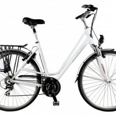 Bicicleta Oras Devron 2824 Brighton 490mm Alb 28