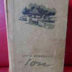 Ion - Liviu Rebreanu ,540181