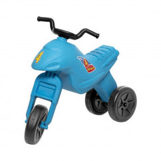 Motocicleta copii fara pedale Superbike 60 cm - Albastru deschis