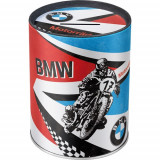 Pusculita metalica - BMW-Motorrader