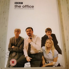 Serial DVD The Office-sezonul 2 complet